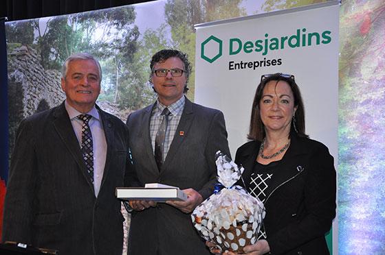 Jacques Dion Mérite technologique agroalimentaire